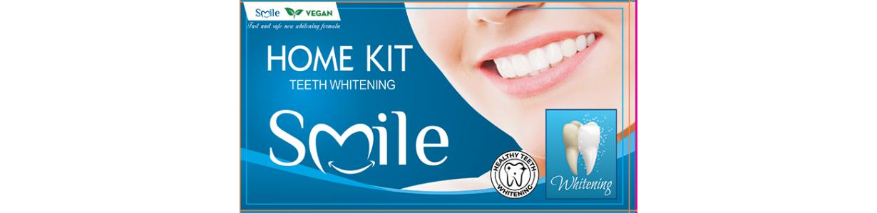 Smile tandblekningskit för hemmabruk